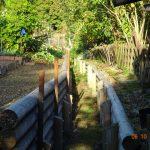 Entwässerungsgraben
