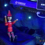 Pinocchio auf dem Oktoberfest